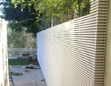 גדר הפרדה דגם 2040 צף