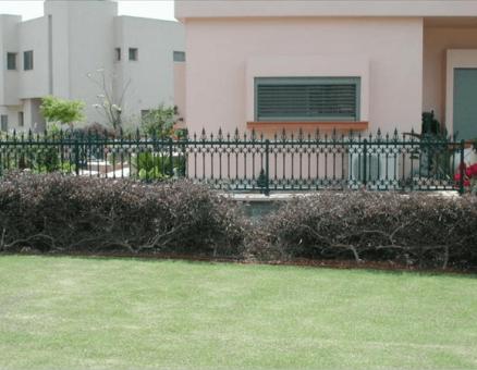 גדר קלאסית חברת סנפיר
