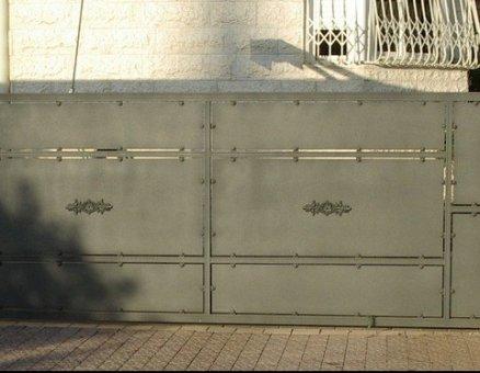 חברת סנפיר-שער אטום ארוך