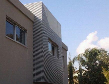 חיפוי קיר לעיצוב המבנה