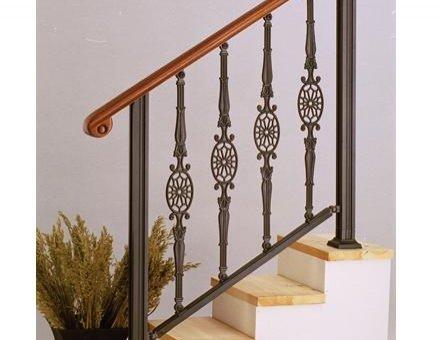 מעקה לבטיחות במדרגות