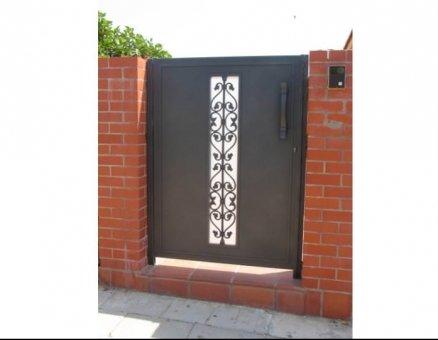 סנפיר שערים-דגם אוריינטלי