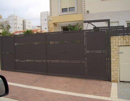 סנפיר שערים-שער קלאסי