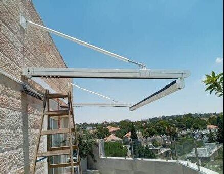 פרגולה חשמלית פלמיה למרפסת