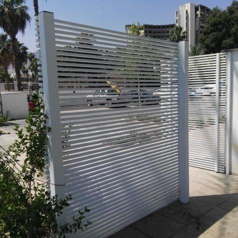 פרויקט שערים וגדרות טבריה