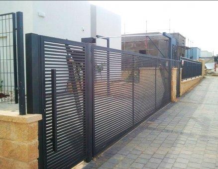 שערים חשמלים-סנפיר