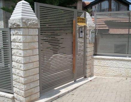 שער הייטק חשמלי-סנפיר