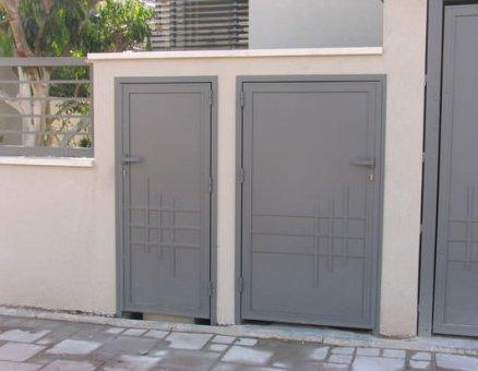שער כניסה מדגם קלאסי