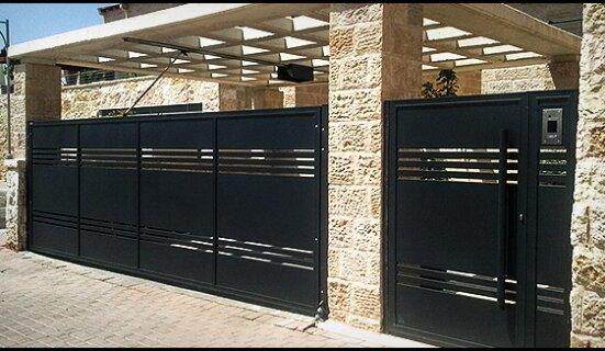 Electronic gates