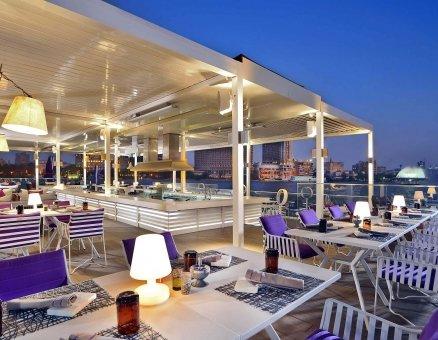 PALMIYE-Sofitel Hotel Cairo